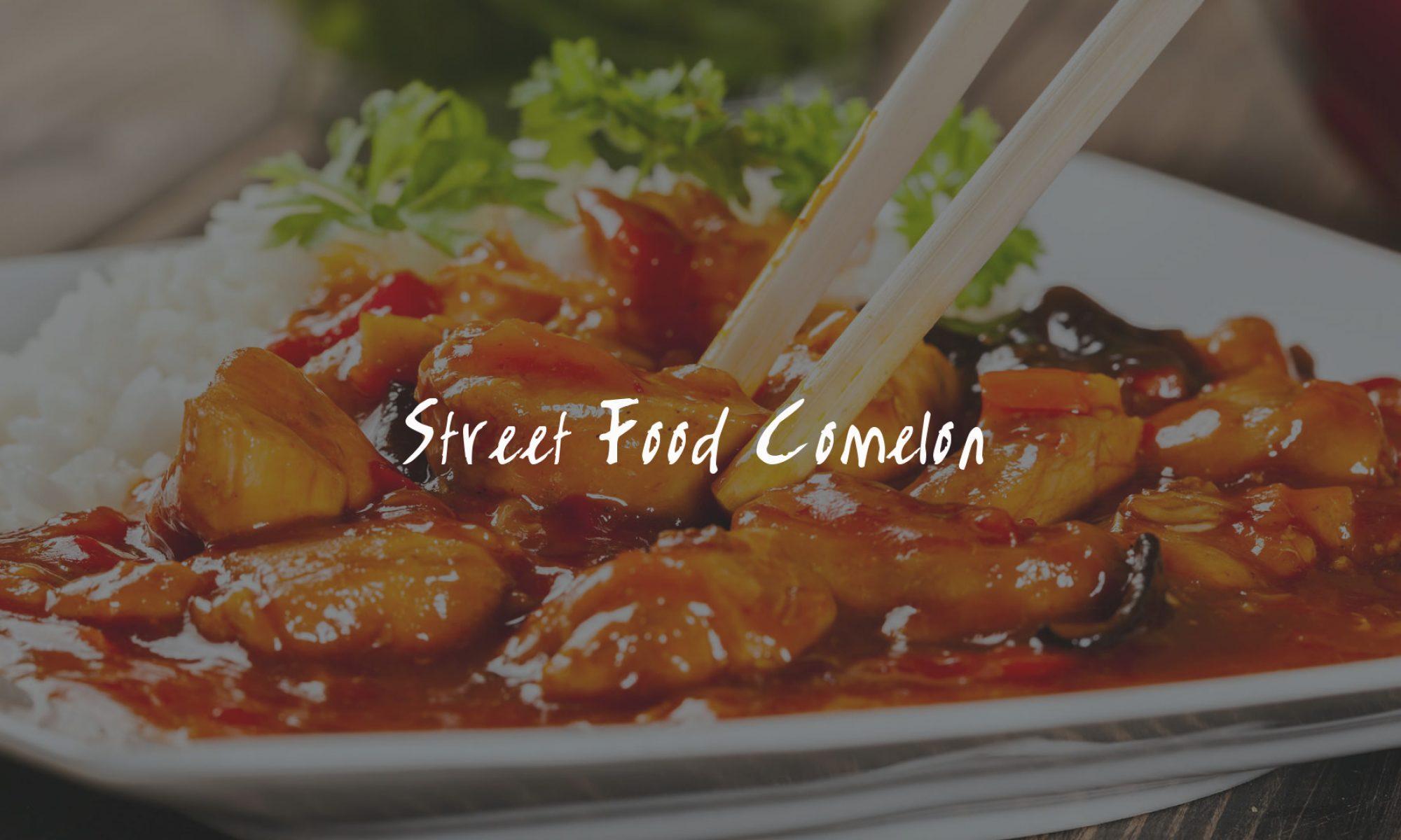 Restaurante Street Food Comelon, comida rapida, desayunos, Almuerzo, fullbreakfast